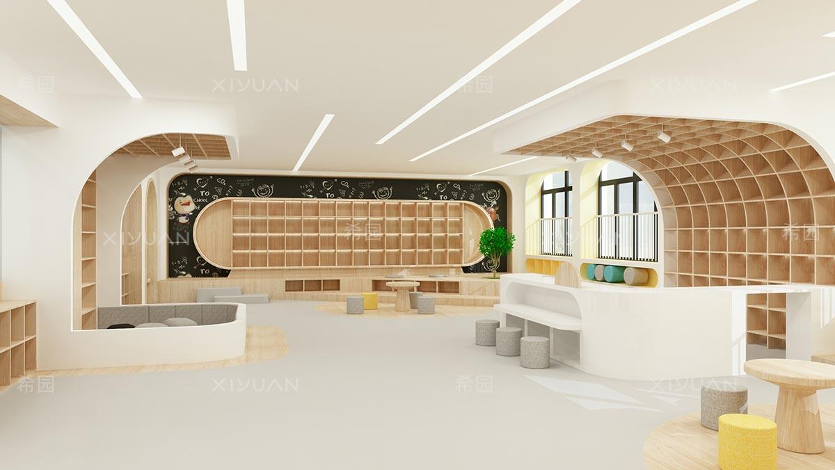 室内阅读室