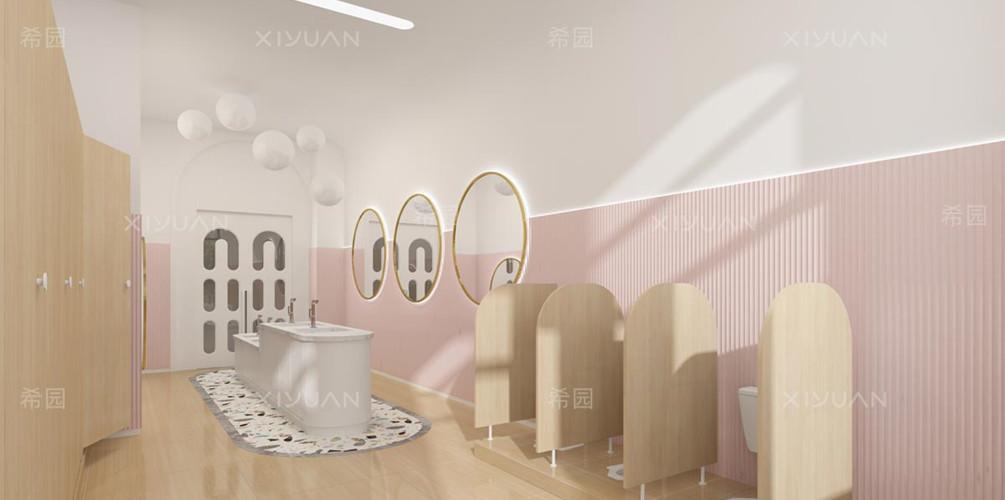 深圳幼儿园洗手间装修设计有哪些注意事项?