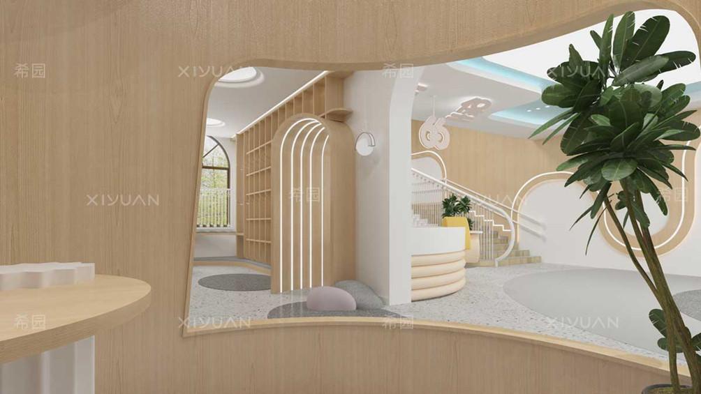 深圳幼儿园设计装修细节有哪些