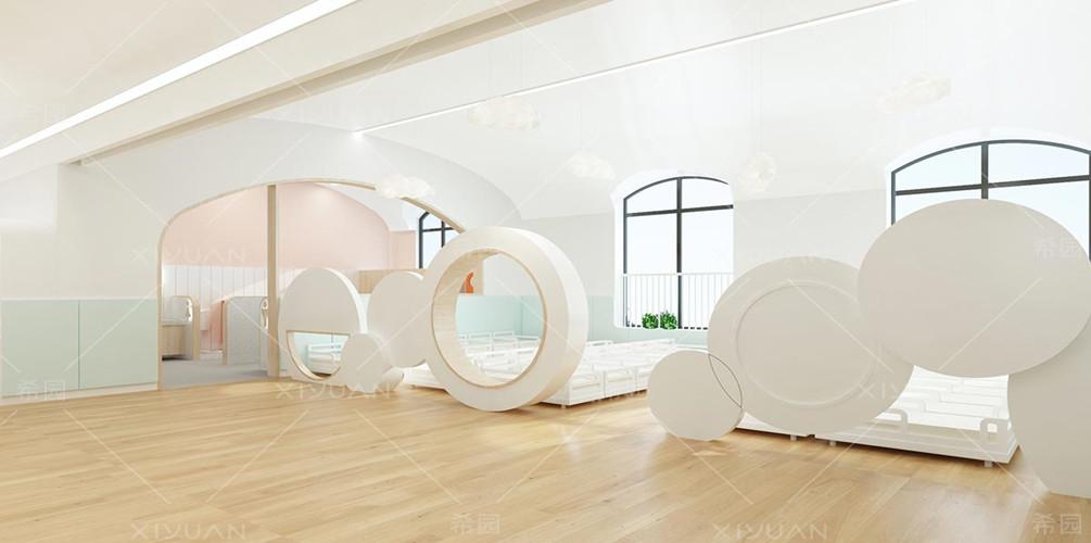 深圳幼儿园卧室装修施工标准方案