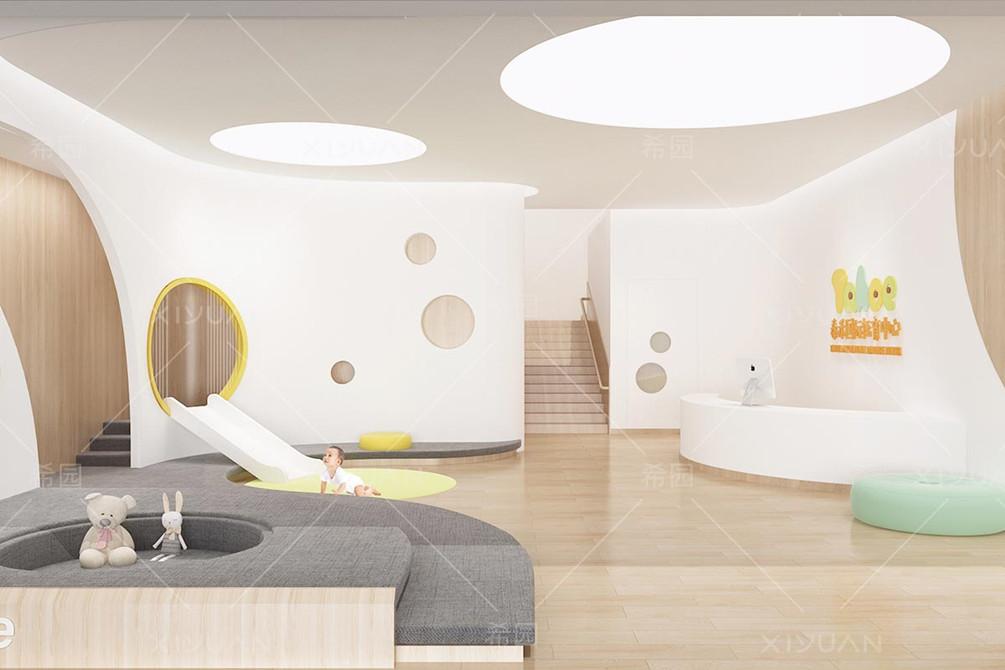 深圳幼儿园空间设计