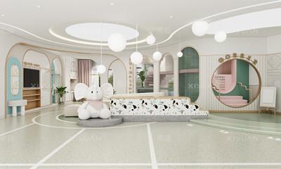 盘锦市瀚林苑国际幼儿园设计