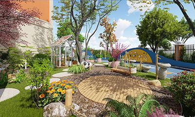 实验幼儿园泉州分园设计案例