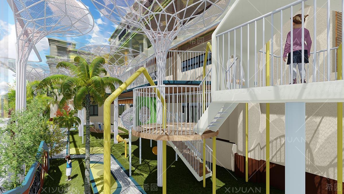 树屋设计方案